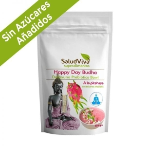 Happy Day Budha a la Pitahaya (Prebiótico sin Azúcares Añadidos) 350g