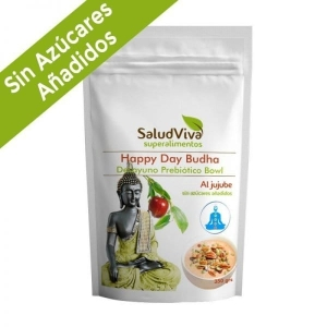 Happy Day Budha al Jujube (Prebiótico sin Azúcares Añadidos) 350g
