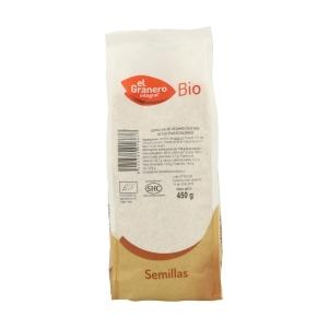 Semillas de Sésamo Tostado – El Granero Integral – 450 gr