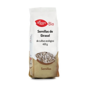 Semillas de Girasol Bio – El Granero Integral – 450 gr