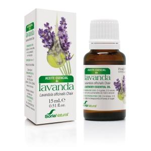 Aceite Esencial de Lavanda – Soria Natural – 15 ml