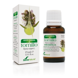 Aceite Esencial de Tomillo – Soria Natural – 15 ml