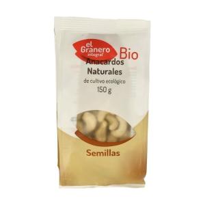 Anacardo natural – El Granero Integral – 150 gr
