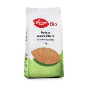 Azúcar de Caña Integral Bio – El Granero Integral – 1 kilo