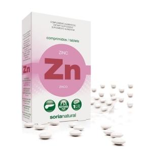 ZINC Comprimidos retard