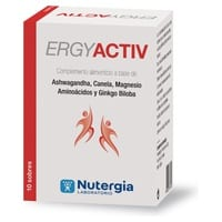 Ergyactiv – Nutergia – 10 sobres