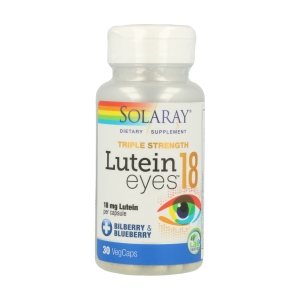 Lutein Eyes – Solaray – 30capsulas