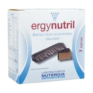 Ergynutril Barritas (Sabor Chocolate)