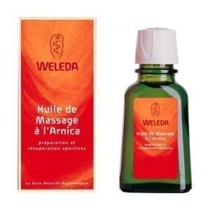 Arnica- Aceite para masajes