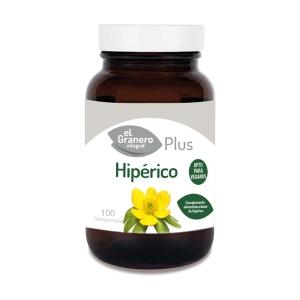 Hiperico Plus – El Granero Integral – 100 comprimidos