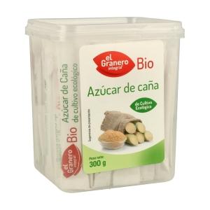 Azúcar de caña en sticks Bio – El Granero Integral – 300 gr