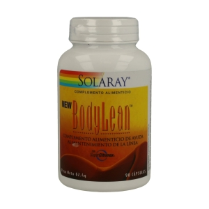 Body Lean – Solaray – 30capsulas