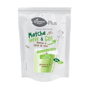 Matcha Latte & Go