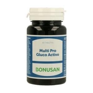 Multi Pro Gluco Activo – Bonusan – 60 comprimidos