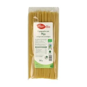Espaguetis con Mijo Bio