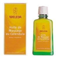 Aceite de masaje de Caléndula