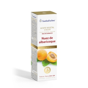 Aceite Vegetal de Nuez de Albaricoque – Esential Aroms – 100 ml