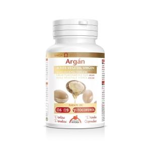 Aceite Vegetal de Argán – Esential Aroms – 80 perlas