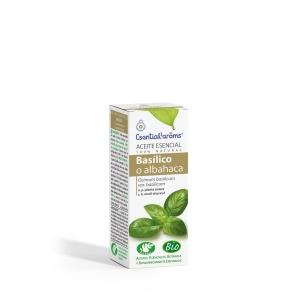 Aceite Esencial de Basílico o Albahaca – Esential Aroms – 10 ml