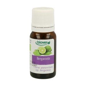 Aceite Esencial de Bergamota Bio – Biover – 10ml