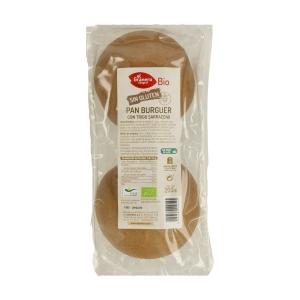 Pan burguer con trigo sarraceno
