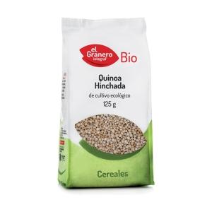 Quinoa Hinchada – El Granero Integral – 125 gr