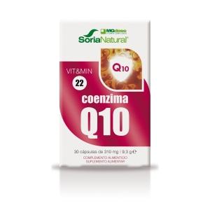 Coenzima Q10 – MGDose – 30 cápsulas