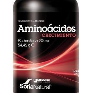 Aminoácidos Crecimiento
