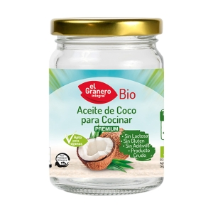 Aceite de Coco para Cocinar Bio