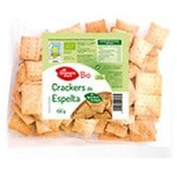 Crackers de Espelta con Sésamo Bio