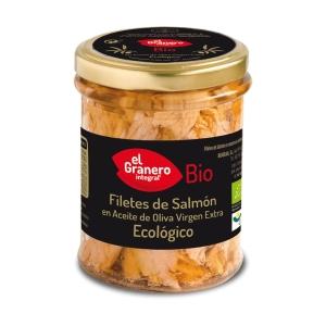 Filetes de Salmón Bio