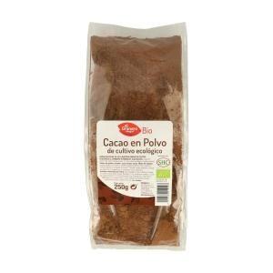 Cacao en Polvo 20-22% Materia Grasa Bio – El Granero Integral – 250 gr