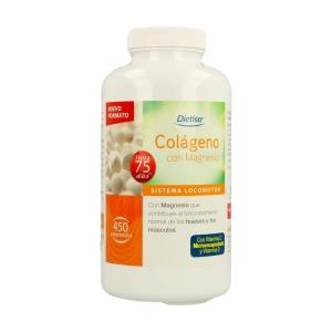 Colágeno con Magnesio – Dietisa – 450 comprimidos
