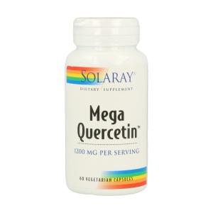 Mega Quercetin 600mg – Solaray – 60capsulas