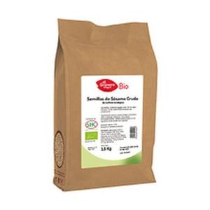 Semillas de Sésamo Crudo Bio – El Granero Integral – 3,5 kilos