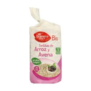 Tortitas de Arroz y Avena Bio