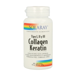 Collagen Keratin