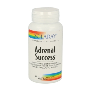 Adrenal Success – Solaray – 60capsulas