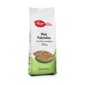 Maíz para Palomitas Bio