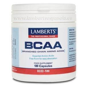 BCAA – Lamberts – 180 cápsulas