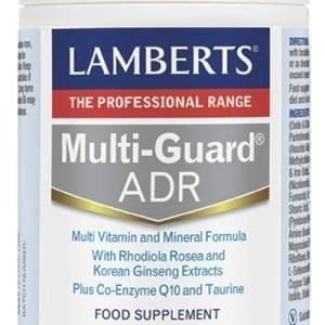 Multiguard ADR – Lamberts – 120 comprimidos
