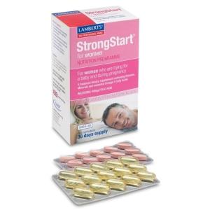 StrongStart® para Mujeres – 30 Tab +30 Cap