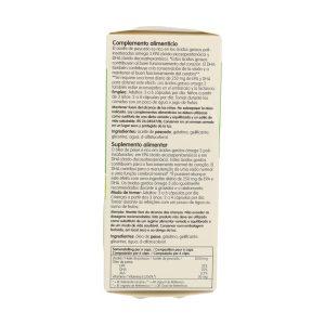 Epa Omega 3 y Dha – Biover – 80capsulas