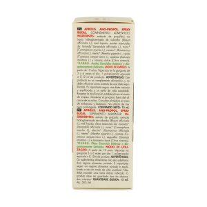 Aprolis Ang-Propol – Dietéticos Intersa – 15 ml