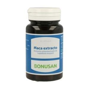 Maca Extracto 350 mg – Bonusan – 60 cápsulas