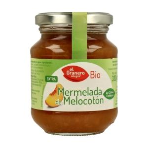 Mermelada de Melocotón Bio – El Granero Integral – 330 gr