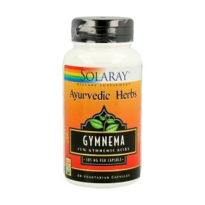 Gymnema – Solaray – 60 capsulas