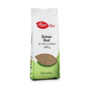Quinoa Real Bio – El Granero Integral – 500 gr