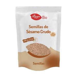 Semillas de Sésamo Crudo Bio – El Granero Integral – 250 gr