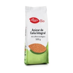 Azúcar de Caña Integral Bio – El Granero Integral – 500 gr